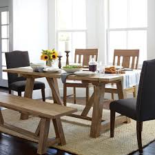 American Freight Dining Room Sets by Wood Leona Farmhouse Extension Dining Table World Market