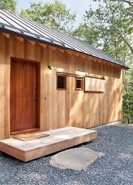100 Lang Architecture Quiet CornerHudson Woods Retreat By