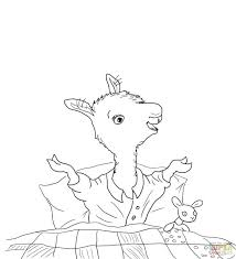 Llama Home Mama Coloring Page Dr Seuss Pages Green Eggs And Ham Sheets Free