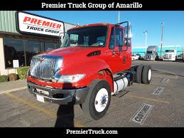 100 Used Trucks For Sale In Amarillo Tx 2017 Ternational 4400 For In TX Red