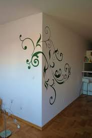 Prepossessing Wall Painting Ideas Design Or Other Decorating For Unique Patterns Living Room