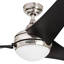 Ac 552 Ceiling Fan Remote by Honeywell Rio 54 Inch Ceiling Fan With Integrated Light Kit And