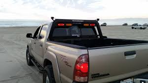 100 Pro Rack Truck Rack Hollow Point With Lights High