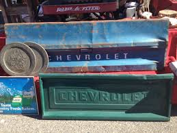 Flea Market Round-Up - Long Beach Antique Market Tailgate Latch History By Free Css Templates 1995 C1500 Logo Replacement Chevrolet Forum Chevy Bully Net For Fullsize Trucks Model Tr03wk Northern Led Light Striptailgate Bar Redwhite Truck Reverse Brake 2018 Silverado 1500 Tailgate Antique Chevy Truck Close Up Stock Video Footage First Drive 2015 Custom Colorado Review Aoevolution 1963 Lowrider Magazine 2500 Hd 60l Quiet Worker How To Remove Factory Badges And Decals In Ten Easy Steps