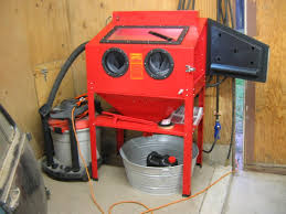 Abrasive Blast Cabinet Vacuum by 100 Harbor Freight Blast Cabinet Dust Collector Sand