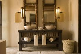 Rustic Bathroom Vanities And Its Decoration Country Style