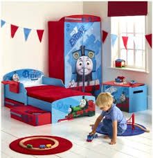 thomas the tank engine toddler bed with storage home interiors