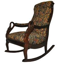 Exceptional Antique Victorian Carved Mahogany Gooseneck Swan Head Rocking  Chair Southwest Arapaho Ding Chair Pads Latex Foam Fill Reversible Fniture Detective Glider Rocker With 1888 Patent Is 1890s Antique Amish Rocking With Cane Back And Upholstered Seat American Eagle Hawthorne Cream Italian Leather Sofa Safavieh Clayton Qvccom Cheap Flag Find Deals On Line At Alibacom Early Regency After Sheraton How To Freshen Up Your Front Porch Lauren Mcbride Amberlog Wooden Rocker Taupe Lshape Sectional Microfiber Set 6pcs Carved Mahogany Victorian Figural Chairs Living Room Shop Online Overstock