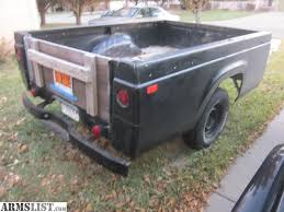 ARMSLIST For Sale Pickup Truck Bed Trailer
