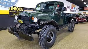 100 1957 Dodge Truck For Sale Power Wagon For Sale 84667 MCG