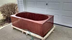 Best Teak Bath Caddy by Wooden Bathtubs U2022 Nifty Homestead