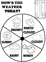 Fresh Weather Coloring Pages 84 In Online With Free