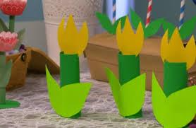 Tulip Craft For Kids