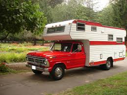 1972 FORD F350 DUALLY PICKUP MOTORHOME SPECIAL | Trucks | Pinterest ... Vintage Truck Based Camper Trailers From Oldtrailercom 1972 Mobile Scout For Sale Cecilia The Shasta Jayco Rvs On Twitter Rowbackthursday 1974 Jaysportster Cc Capsule 1968 Gmc Pickup With Chinook Creampuff Picture Of The Day Man Old Fans Ford F150 Forum Community Of Avion Converted To Truck Camper Seen In West Tx What Would You Do Slide Expedition Portal Unique Antique Alaskan Campers Stock Photos Images Alamy Amerigo Restoration Resurrecting A 1970s This Rebirth Some Vintage Trailers
