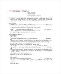 Sample Cover Letter For Paraprofessional Position