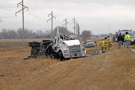 100 Semi Trucks For Sale In Nebraska State Patrol I80 Crash Kills Bertrand Man Near Darr
