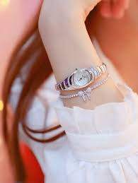100 Small And Elegant Top Brand Ladies Dial Watch Women