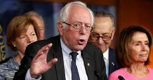 Winston Churchill Delivers Iron Curtain Speech Definition by Bernie Sanders Sets His Sights On The Foreign Policy Establishment
