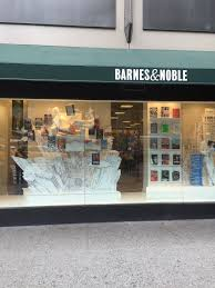 barnes & noble bookstore & cafe new york city – midtown