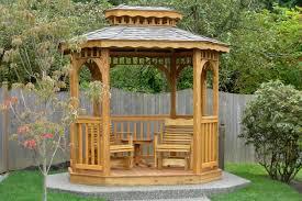 100 Backyard Tea House House Gazebo Garden Structures Patio Furniture