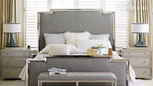 Aerobed King With Headboard by Furniture Black Wooden Bed With High Headboard By Bernhardt