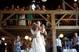 Barn Wedding Ceremony Held In Hudson Valley NY DJ Domenic