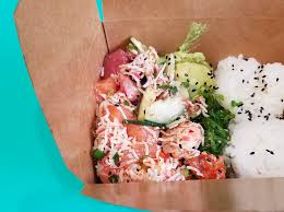 100 Sf Food Truck Stop Five Poke Bowls To Try In San Francisco Bay Area Bites KQED
