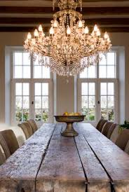 Someday I Will Have A Farmhouse Style Dining Room Table And Put Super Fancy