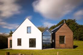 100 River Side House Side Housing Scotlands New Buildings