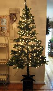 6ft Slim Christmas Tree by How To Fill In Ugly Bare Spots On Your Christmas Tree Christmas