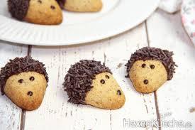 igel kekse kleiner vorgeschmack auf die weihnachtsbäckerei