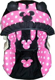 Mickey And Minnie Mouse Bath Decor by Minnie Mouse Baby Stuff Minnie Mouse Infant Car Seat Cover Any