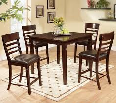 Horizon 5 Piece Pub Table Set