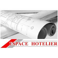 agencemement de restaurant plan cuisine espace hotelier