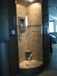 RV Shower Interior Remodels At Premier Motorcoach Innovations Orange County California 10