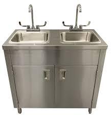 portable sink depot portable sink stainless steel handwash sink