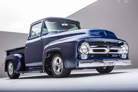 Fine 1956 Ford F-100s: 10 Of Our Favorite Final-Year Effies - Hot ...