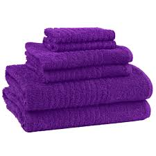 Decorative Towel Sets Bathroom by Chic Purple Bath Towel Sets Purple Bath Towels Webnuggetz Modern