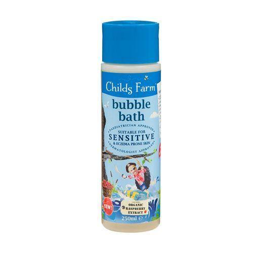 Childs Farm Bubble Bath - Raspberry, 250ml