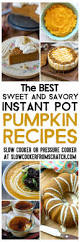 Crustless Pumpkin Pie Slow Cooker by The Best Sweet And Savory Instant Pot Pumpkin Recipes Slow