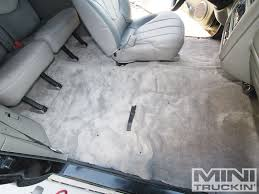 LMC Auto Carpet Install - Floor Restore Photo & Image Gallery 1995 To 2004 Toyota Standard Cab Pickup Truck Carpet Custom Molded Street Trucks Oct 2017 4 Roadster Shop Opr Mustang Replacement Floor Dark Charcoal 501 9404 All Utocarpets Before And After Car Interior For 1953 1956 Ford Your Choice Of Color Newark Auto Sewntocontour Kit Escape Admirably Pre Owned 2018 Ford Stock Interiors Black Installed On Cameron Acc Install In A 2001 Tahoe Youtube Molded Dash Cover That Fits Perfectly Cars Dashboard By