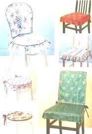 Chair Seat Covers Elegant Spandex Elastic Stretch