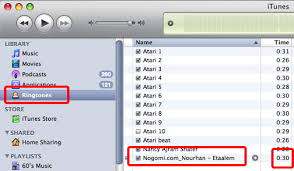 Make free iPhone ringtones using iTunes
