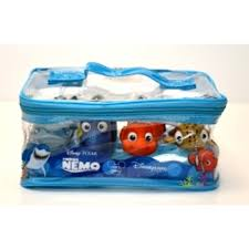 disney finding nemo figure bath set