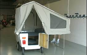 With The New Design Of This Camper You Wont Have To Struggle Anymore Poles Raise Tent Up It Has A Comfortable Full Size Bed Where Can