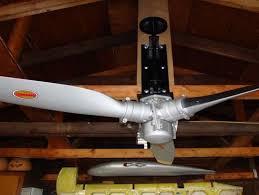 garage ceiling fan blade covers convert the garage ceiling fan