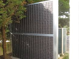 isolation phonique groupe climatisation extérieur fermisol