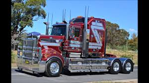 Kenworth T904 908 909 Trucks In Australia - YouTube