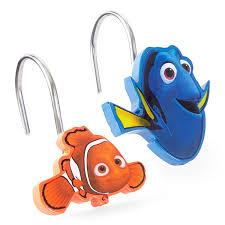 Disney Finding Dory Lagoon Shower Curtain Hooks JCPenney