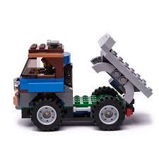 100 Lego Dump Truck LEGO MOC17080 31075 Creator 2018 Rebrickable Build